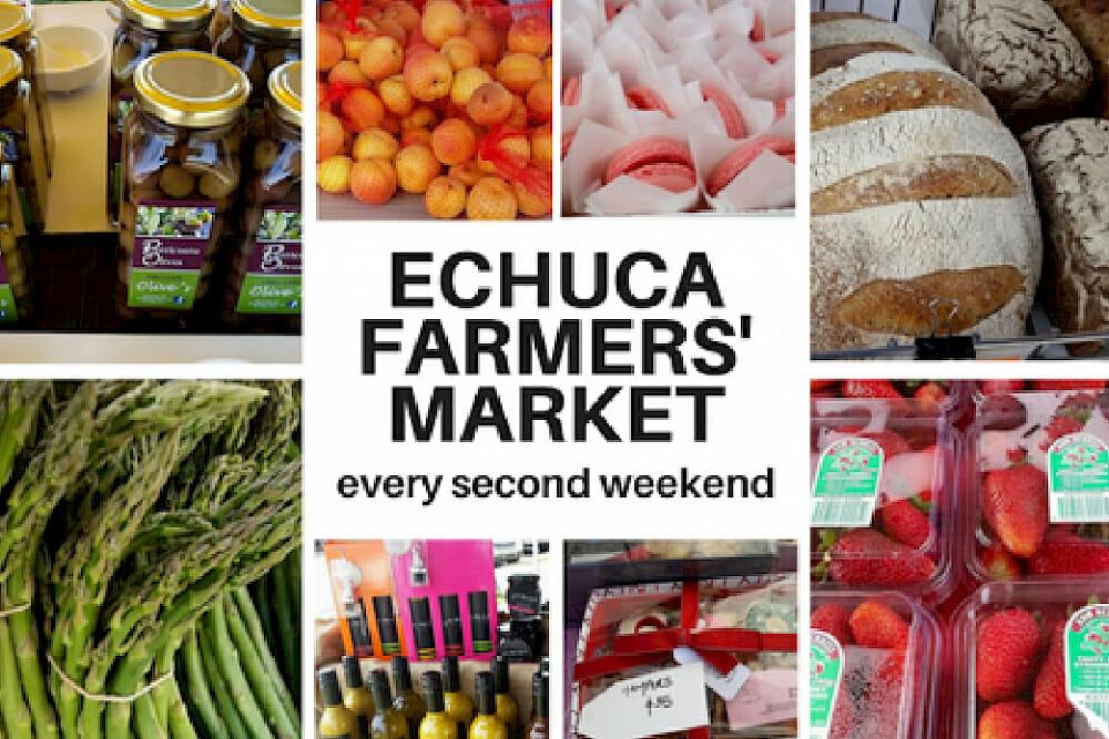 Echuca Farmers Market